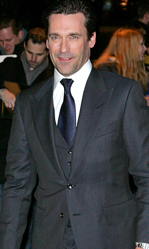 Jon Hamm is not a reality TV fan. (Jim Spellman/WireImage)