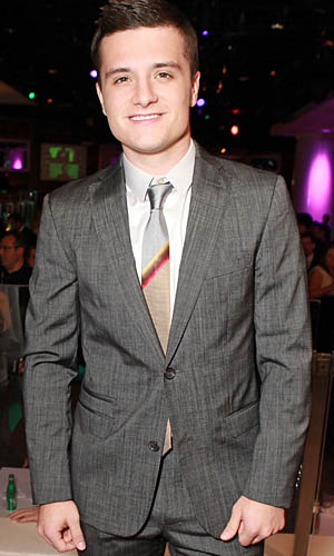 Josh Hutcherson recently purchased a new Hollywood Hills home. (Ryan Miller/Getty Images)