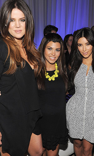 Khloe, Kourtney and Kim. (Larry Busacca/E/NBCU Photo Bank via Getty Images for E!)