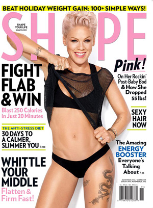 Pink (Shape Magazine)