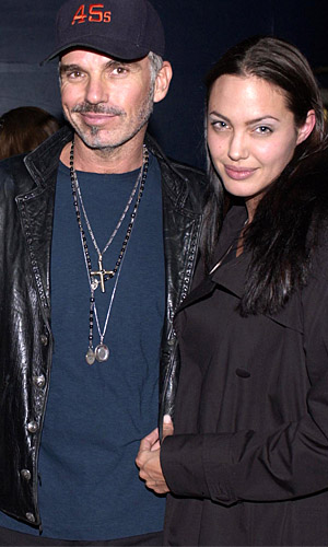 Angelina and Billy Bob (L. Cohen/WireImage)