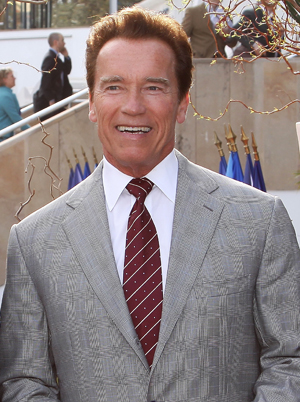Arnold Schwarzenegger turns 65 on July 30. (Marc Piasecki/Getty Images)