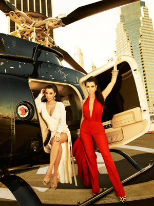 """Kourtney and Kim Take New York"" is back! Timothy White/E! Entertainment"