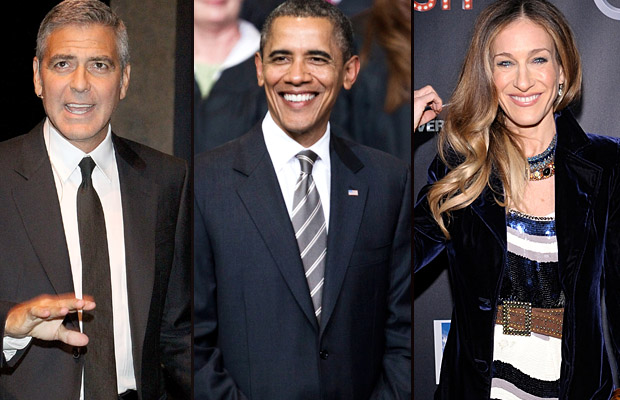 Like George Clooney did in May, Sarah Jessica Parker will be hosting a fundraiser for President Obama. (Wireimage)