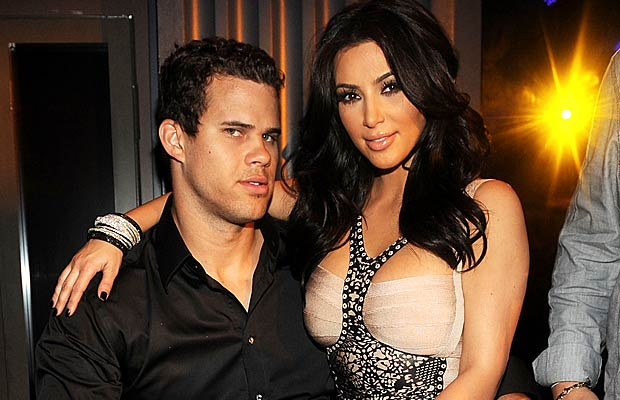Kris Humphries and Kim Kardashian will tie the knot August 20, just nine months after they met. - Denise Truscello/WireImage.com