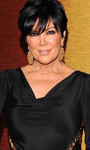 Kris Jenner (nee Houghton) married Robert Kardashian in 1978. - Jean Baptiste Lacroix/WireImage.com