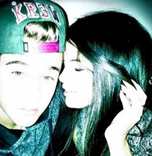 Justin Bieber and Selena Gomez (Instagram)