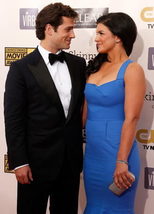 They certainly had the look of love! (Getty Images)