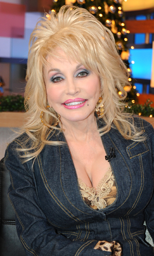 Dolly Parton. (Donna Svennevik/ABC)