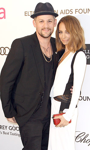 Joel Madden and Nicole Richie (Maury Phillips/WireImage)