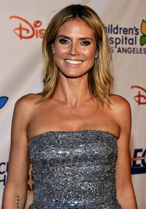 Heidi Klum (Getty Images)