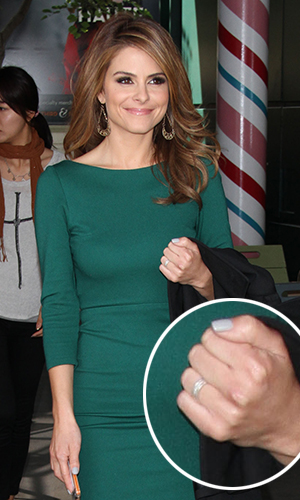 Maria Menounos (Try CW/Splash News)