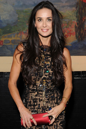 Demi Moore (Getty Images)
