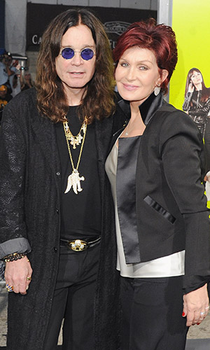Reports are swirling that Sharon and Ozzy are splitting. (Jon Kopaloff/WireImage)