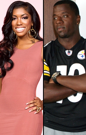 Porsha vs Kordell. (NBC/Getty Images)