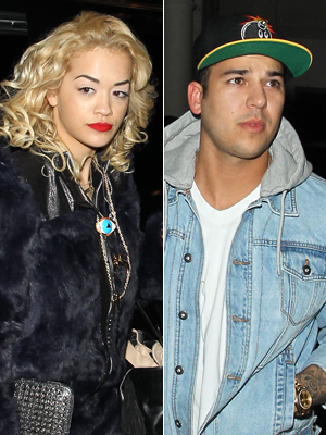Rita and Rob. (WeirPhotos/Splash News)