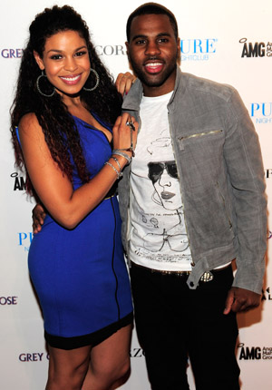 Jordin Sparks and Jason Derulo (Getty Images)