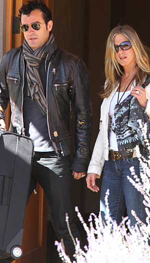 The actress was in Santa Fe over the weekend with her fiance. (Jason Thomas/WireImage)