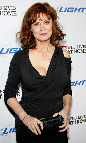 Susan Sarandon (Thomas Janssen/PacificCoastNews.com)