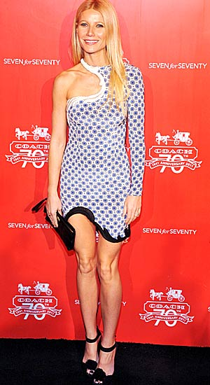 Gwyneth Paltrow: November 17, 2011 ChinaFotoPress/Getty Images non-NA