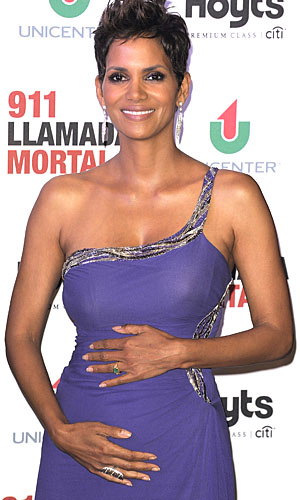 Halle Berry is embracing motherhood at 46. (Lalo Yasky/WireImage)