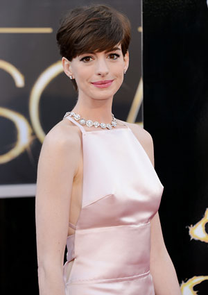 Anne Hathaway (Getty Images/ Jason Merritt)