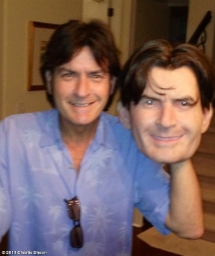 Charlie Sheen/Whosay.com