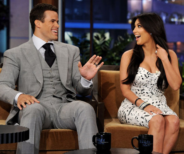 Did their Jay Leno appearance offer any clues? (Kevin Winter/NBCUniversal)
