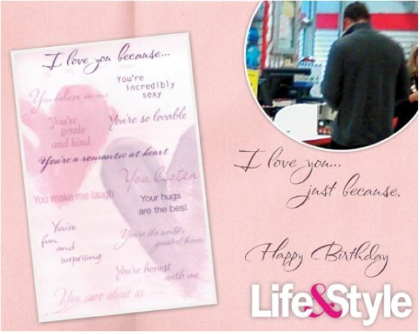Kris Humphries Buys Last-Minute, $4.49 Birthday Card For Kim Kardashian