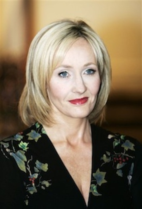J.K. RowlingJ.K. Rowling, author of the blockbuster Harry Potter series, ...