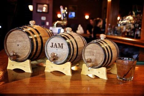 Bluegrass Barrels