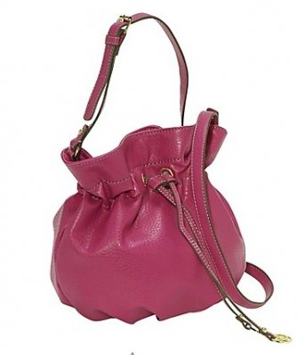 Ebags drawstring purse, $38.40.