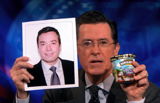 """Eat it, Fallon! Eat the future!"""