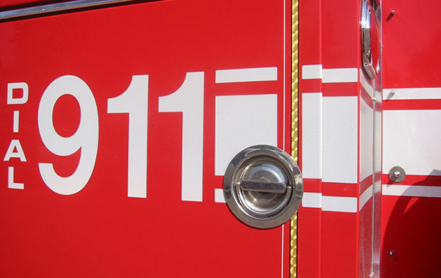 File photo of a firetruck (Thinkstock)