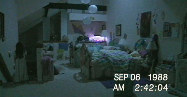 review �paranormal activity 3�