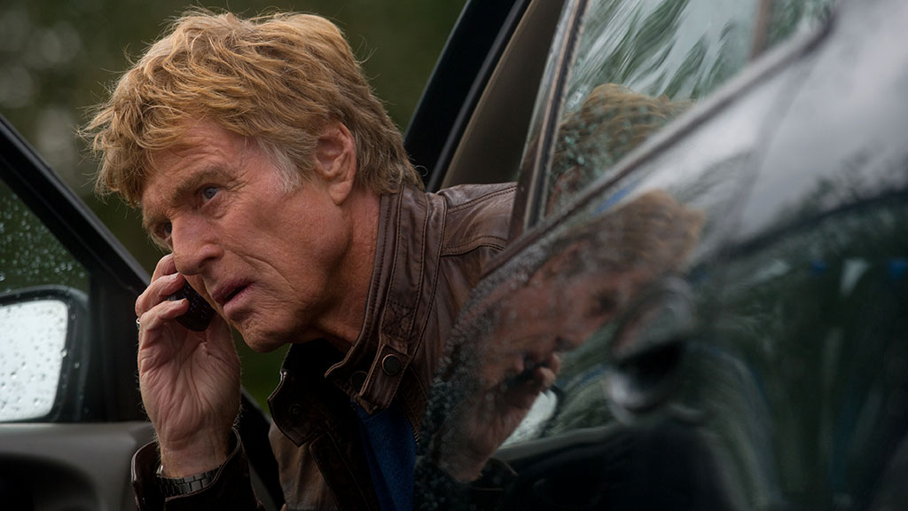 Robert Redford in Sony Pictures Classics' 'The Company You Keep'.
