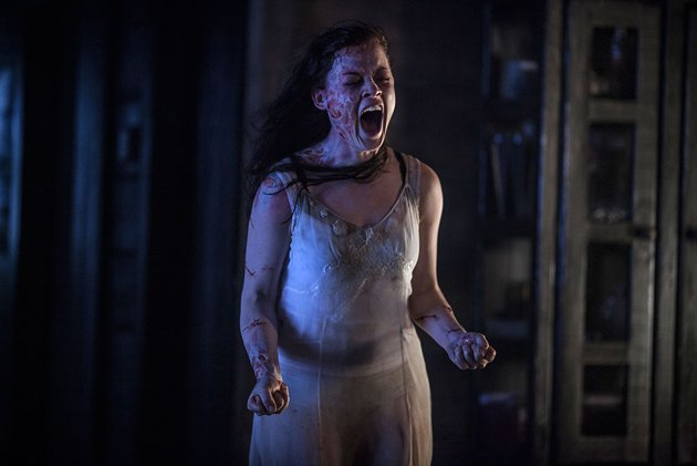 Jane Levy in TriStar Pictures' 'Evil Dead'.