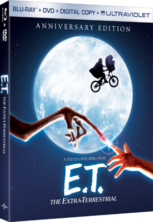 Blu-ray Announcement: 'E.T. The Extra-Terrestrial' Anniversary Edition