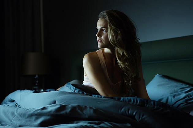 Keri Russell in Dimension Films' 'Dark Skies,' photo courtesy Everett Collection