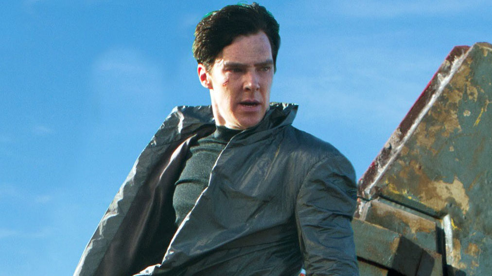 Benedict Cumberbatch as Khan in Paramount Pictures' 'Star Trek Into Darkness'