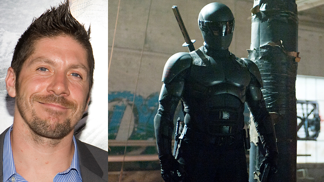 Ray Park and Snake Eyes. Photos courtesy of Getty and Paramount Pictures.