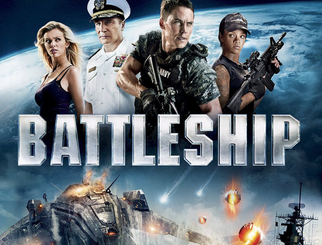 Yahoo! Movies Giveaway: 'Battleship' Blu-ray Prize Pack