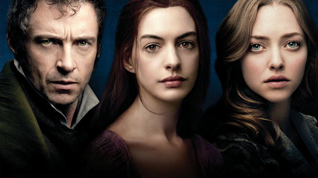 Yahoo! Movies Giveaway: 'Les Miserables' Blu-ray Prize Pack