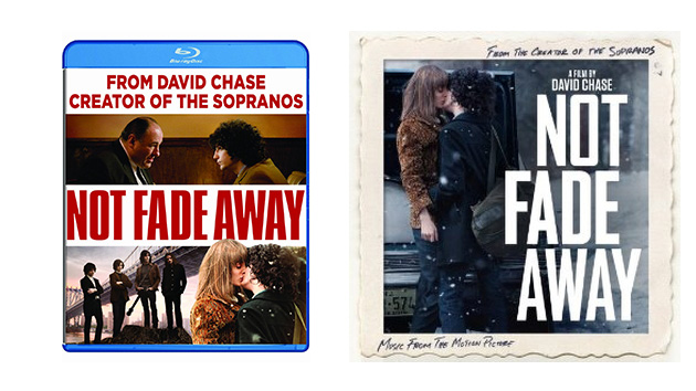 Yahoo! Movies Giveaway: 'Not Fade Away' Blu-ray Prize Pack