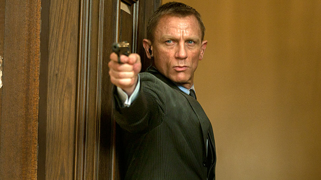 Yahoo! Movies Giveaway: 'Skyfall' Blu-ray