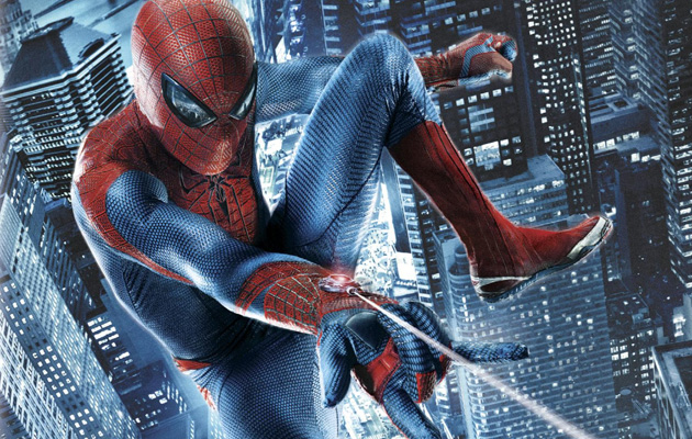 Yahoo! Movies Giveaway: 'The Amazing Spider-Man' Blu-ray