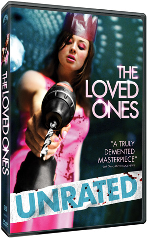 Cult Corner: 'The Loved Ones' on DVD, On Demand and Digital Download