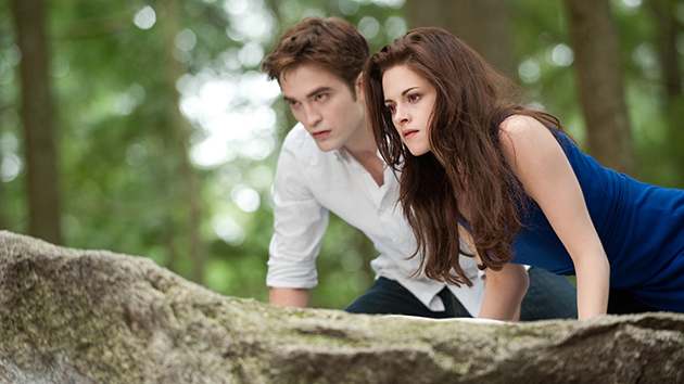 Yahoo! Movies Giveaway: 'The Twilight Saga: Breaking Dawn' Blu-ray Prize Pack