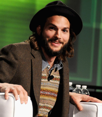 Ashton Kutcher (Araya Diaz/Getty Images)