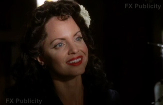 Mena Suvari brought the Black Dahlia back to life on last night's